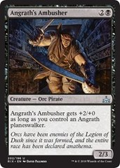 Angrath's Ambusher - Planeswalker Deck Exclusive on Channel Fireball