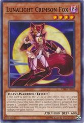 Lunalight Crimson Fox - CIBR-EN090 - Common - Unlimited Edition