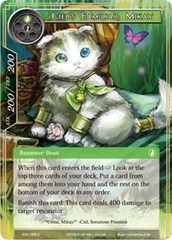Ciel's Familiar, Mikay - ADK-089 - C on Channel Fireball