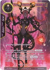 Frayla, Servant of Demon Fire (Full Art) - ADK-045 - SR