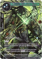 Willful Samurai Spirit (Full Art) - ADK-087 - R