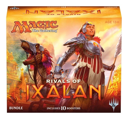 Rivals of Ixalan Bundle