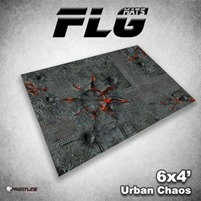Flg Mats Urban Chaos 4X6