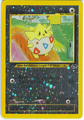 Togepi - 4/18 - REVERSE HOLO Southern Islands Promo
