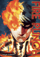 Fire Punch Graphic Novel Vol 01 (Mature Readers)