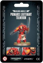 Blood Angels - Primaris Lieutenant Tolmeron