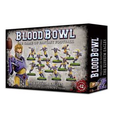 Blood Bowl: The Elfheim Eagles Team