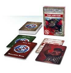 Orc Team Card Pack
