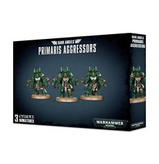 Dark Angels Primaris Aggressors ( 44-74-N )