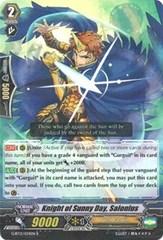 Knight of Sunny Day, Salonius - G-BT13/034EN - R