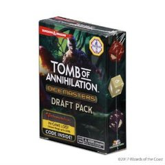 D&D Dice Masters: Tomb of Annihilation Draft Pack