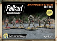 Fallout: Wasteland Warfare - Faction - Brotherhood of Steel, Core Box