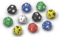 Fallout Wasteland Warfare: Dice Set