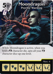 Moondragon - Psychic Warding (Die and Card Combo)