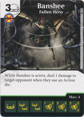 Banshee - Fallen Hero (Die and Card Combo)
