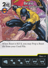 Beast - Oh My Stars and Garters! (Die and Card Combo)