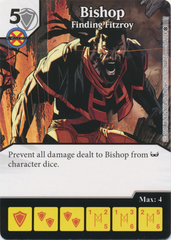 Bishop - Finding Fitzroy (Card and Die Combo) Foil