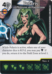Polaris - Mistress of Magnetism (Die and Card Combo)