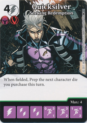 Quicksilver - Seeking Redemption (Die and Card Combo)
