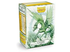 Dragon Shield Sleeves: Art Matte Gaial (Box Of 100)