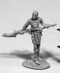 Eredain, Mercenary Wizard