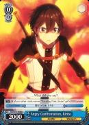 Angry Confrontation, Kirito - SAO/S51-E088 - C