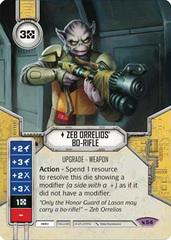 Zeb Orrelios' Bo-Rifle