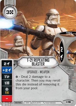 T-21 Repeating Blaster