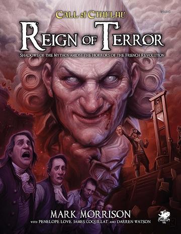 Coc Reign Of Terror