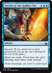 Secrets of the Golden City - Foil