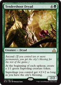 Tendershoot Dryad - Foil