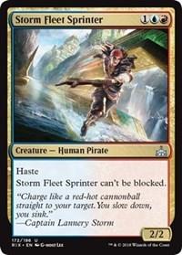 Storm Fleet Sprinter - Foil