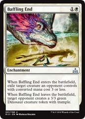 Baffling End - Foil on Channel Fireball