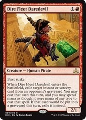 Dire Fleet Daredevil - Foil