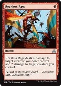 Reckless Rage - Foil