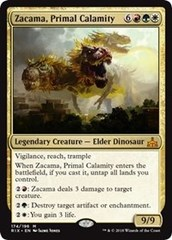 Zacama, Primal Calamity - Foil