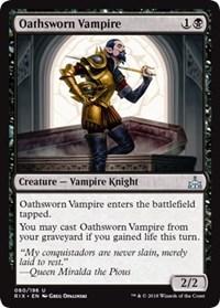 Oathsworn Vampire
