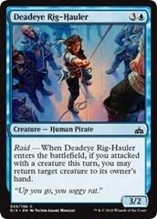 Deadeye Rig-Hauler - Foil