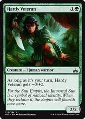 Hardy Veteran - Foil