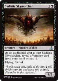 Sadistic Skymarcher - Foil