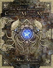 Coc The Grand Grimoire Of Cthulhu Mythos Magic Hc