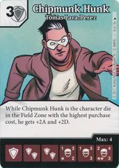 Chipmunk Hunk - Tomas Lara-Perez (Card and Die Combo) Foil