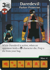 Daredevil - Parker Protector (Card Only)
