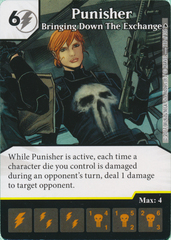 Punisher - Bringing Down The Exchange (Card Only)