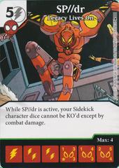 SP//dr - Legacy Lives On (Card Only)