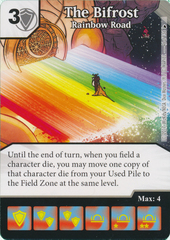 The Bifrost - Rainbow Road (Card Only)