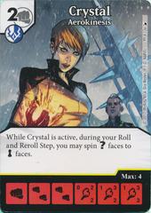 Crystal - Aerokinesis (Die and Card Combo)