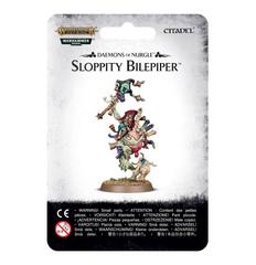 Sloppity Bilepiper Herald of Nurgle