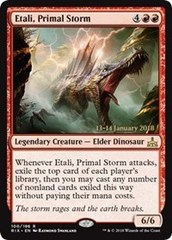 Etali, Primal Storm (RIX Prerelease Foil) 13-14 January 2018 on Channel Fireball