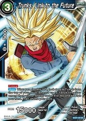 Trunks, Link to the Future (Foil) - EX01-03 - EX